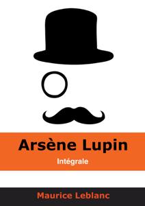 Arsène Lupin Couverture de livre