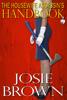 Josie Brown - The Housewife Assassin's Handbook artwork