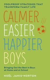 Calmer, Easier, Happier Boys book