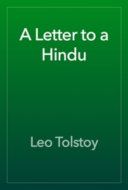 A Letter to a Hindu PDF Download