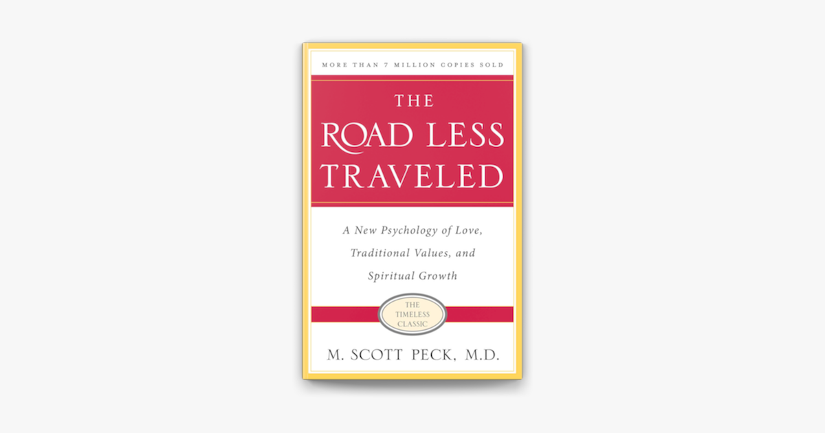 The Road Less Traveled on Apple Books