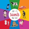 Sounds For Kids Age 1-3 Engage Early Readers Childrens Learning Books