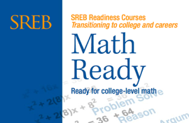 SREB Math Ready Pt. 2