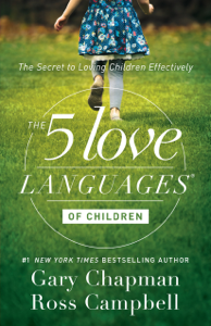 The 5 Love Languages of Children Book Cover