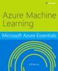 Jeff Barnes - Microsoft Azure Essentials Azure Machine Learning Grafik