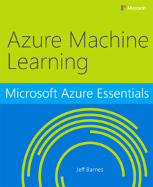 Microsoft Azure Essentials Azure Machine Learning book