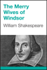 William Shakespeare - The Merry Wives of Windsor artwork