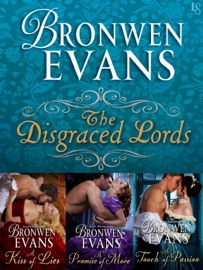 The Disgraced Lords Series 3-Book Bundle PDF Download