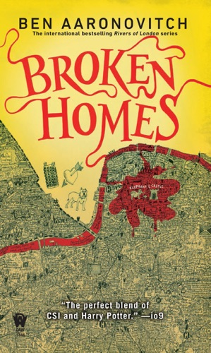 Ben Aaronovitch - Broken Homes
