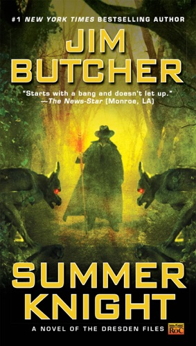 Jim Butcher - Summer Knight