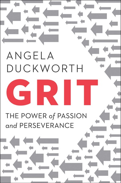 Grit - Angela Duckworth book cover