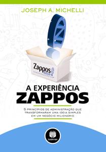 A experiência Zappos Capa de livro