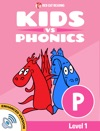 Learn Phonics P - Kids Vs Phonics
