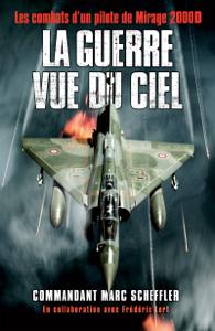 La guerre vue du ciel La couverture du livre martien