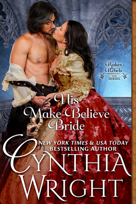 His Make-Believe Bride - Cynthia Wright book