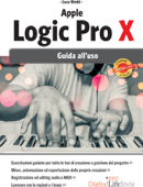 Apple Logic Pro X  2 ed. Book Cover