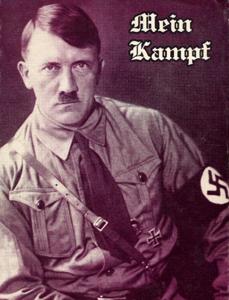 Mein Kampf Libro Cover