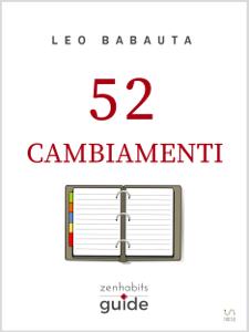 52 cambiamenti Copertina del libro