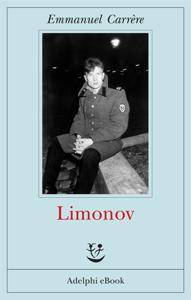 Limonov Copertina del libro