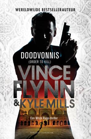 Doodvonnis - Vince Flynn & Kyle Mills