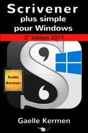 Scrivener plus simple pour Windows - Gaelle Kermen