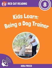 Kids Learn: Being A Dog Trainer