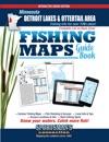 Minnesota Detroit Lakes  Ottertail Area Fishing Maps Guide Book