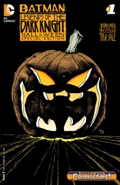 Halloween Comic Fest 2014 Batman Legends Of The Dark Knight Special Edition 2014 1