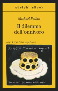 Il dilemma dell'onnivoro La couverture du livre martien