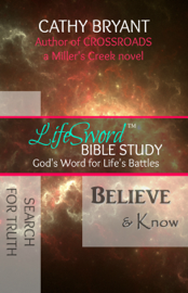 Believe & Know book
