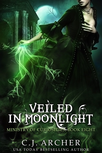 C.J. Archer - Veiled in Moonlight
