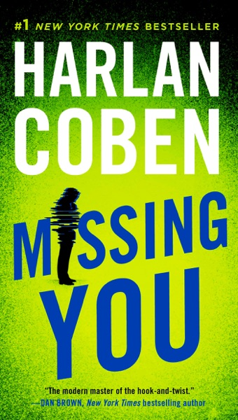 Missing You - Harlan Coben book cover