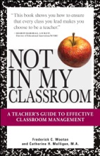 Not In My Classroom!