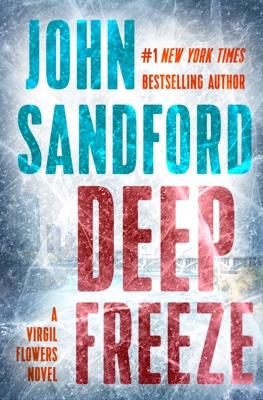 John Sandford - Deep Freeze book