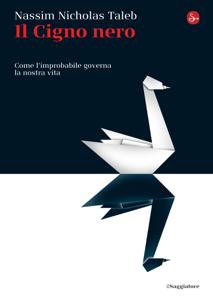 Il Cigno nero Copertina del libro