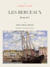 Les Berceaux, Op. 23, No.1