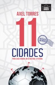 11 Cidades Book Cover