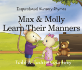 Max & Molly Learn Their Manners