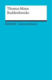 Lekt Reschl Ssel Thomas Mann Buddenbrooks