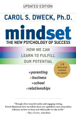 Mindset - Carol S. Dweck book