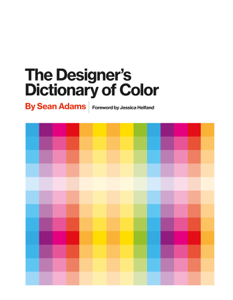 The Designer's Dictionary of Color Copertina del libro