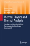 Thermal Physics And Thermal Analysis