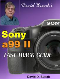David Busch's Sony a99 II Fast Track Guide