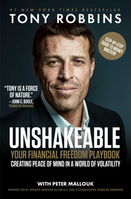Unshakeable - Tony Robbins book