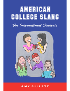 American College Slang Libro Cover