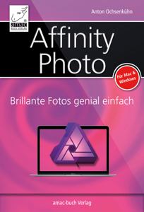 Affinity Photo Buch-Cover
