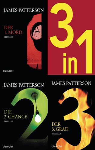 James Patterson & Andrew Gross - Der Women's Murder Club Band 1-3: Der 1. Mord / Die 2. Chance / Der 3. Grad