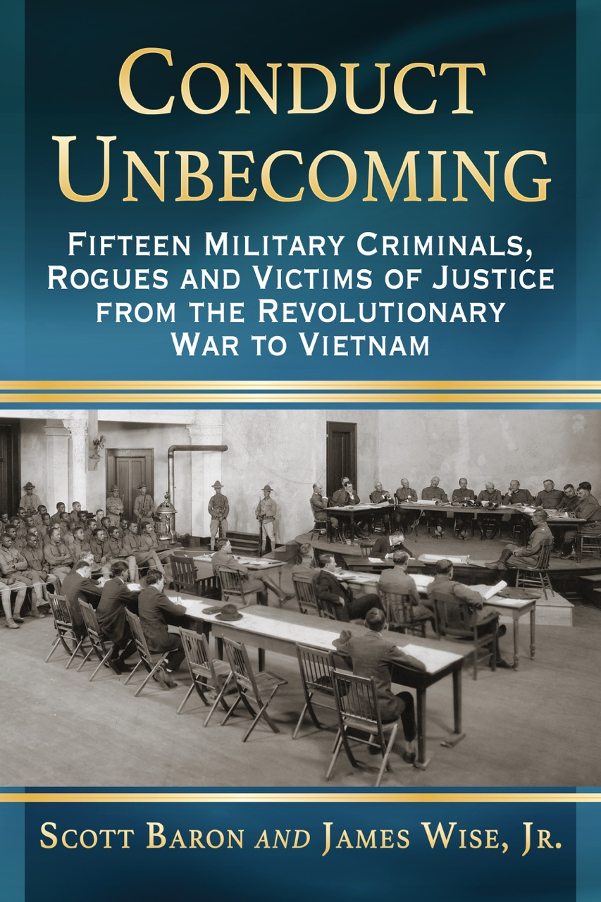 conduct unbecoming Conduct unbecoming an officer and a gentleman (or conduct unbecoming for short) is an offense that is subject to court martial in the armed forces of some nations.