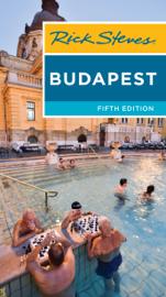 Rick Steves Budapest book