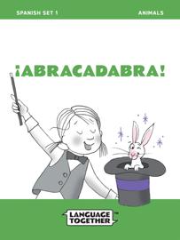 Spanish Animals Read Aloud Book: Spanish Set One book